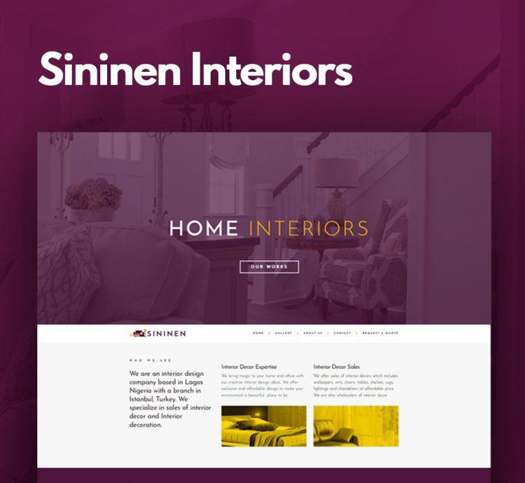 Interior Design Company in Nigeria
