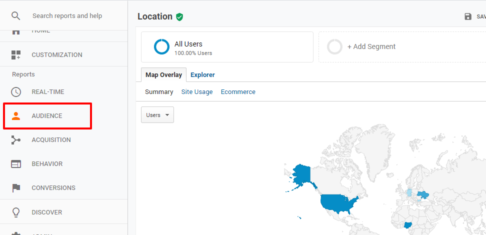 Key Google Analytics Report for Beginners